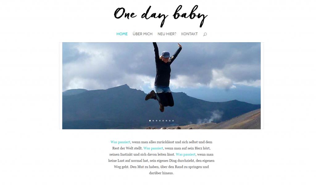 Referenz-OneDayBaby
